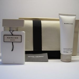 Narciso Musc Oil Gift Set